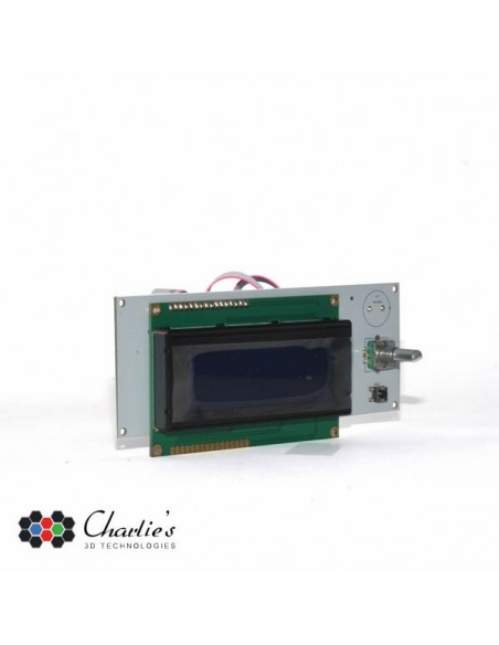 Witbox 1 LCD Smart Controller