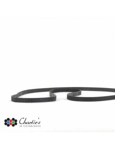 BQ Witbox 1 & 2 - GT2 2MR Belt - 696 mm