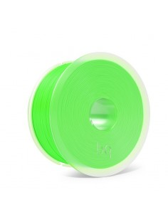 PLA BQ Fluorescent Green Filament 1.75 mm 1 kg