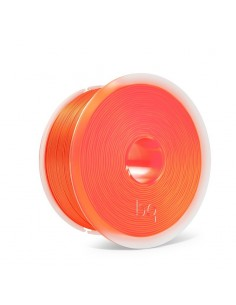 PLA BQ Fluorescent Orange Filament 1.75 mm 1 kg