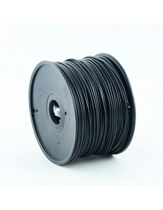 PLA S Black Filament 3 mm - 1 kg