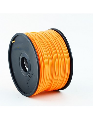 PLA S Orange Filament 3 mm - 1 kg