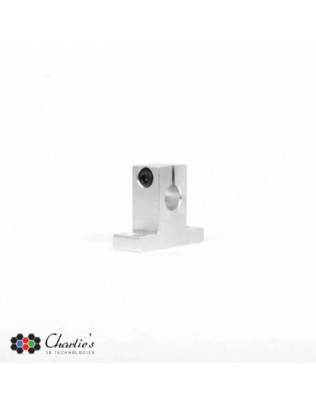 SK10 Aluminium Shaft Support Bracket