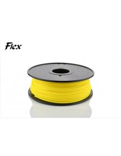 Flex TPE Yellow Filament 3 mm - 1 kg